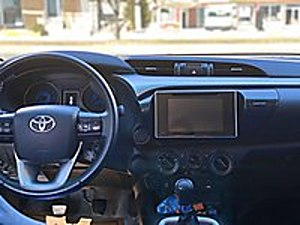 DEMİR AUTO GÜVENCESİYLE Toyota Hilux Adventure 2.4 4x2