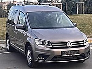 POLAT TAN 2020 FULLL 0 KM VW CADDY ARAÇLAR HAZIR HEMEN TESLİMAT Volkswagen Caddy 2.0 TDI Exclusive