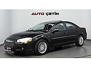 2007 MODEL SEBRİNG SANRUFFLU OTOMATİK FULL FULL ORJİNAL Chrysler Sebring 2.7 Limited