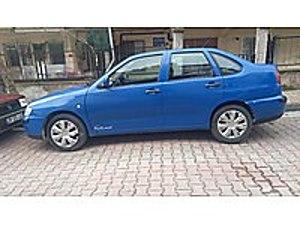 2001 MODEL  SEAT CORDOBA  1.6  SİGNO  SIRALI LPGLİ Seat Cordoba 1.6 Signo