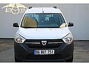 TAMAMINA KREDİ İMKANI AUTO CITY DEN Dacia Dokker 1.5 dCi Ambiance