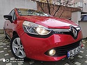 Seray dan 2014 İCON CLİO SPORTTOURER 1.5 DCİ 90 HP 99.800KM Renault Clio 1.5 dCi SportTourer Icon