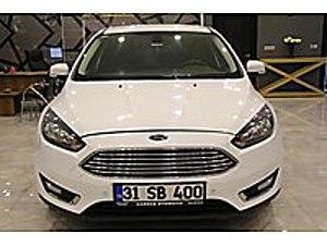 2015 FORD FOCUS 1.6 TDCI TITANIUM TAM DOLU HATASIZ BOYASIZ Ford Focus 1.6 TDCi Titanium