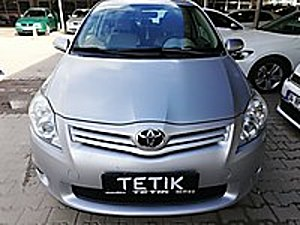 2012 AURİS 1.6 OTOMATİK 49.730 KM DE Toyota Auris 1.6 Elegant
