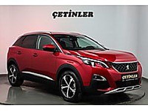 2019 PEUGEOT 3008 1.5 BLUEHDİ 130HP EAT8 ALLURE SELECTİON SIFIR Peugeot 3008 1.5 BlueHDi Allure Selection