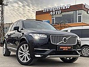 DİNÇKAR AUTOdan HATASIZ BOYASIZ 7 KİŞİLİK Volvo XC90 2.0 D5 Inscription