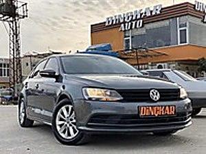 DİNÇKAR AUTOdan HATASIZ BOYASIZ OTOMATİK DSG Volkswagen Jetta 1.6 TDI Trendline