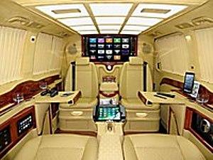 KOÇAK OTOMOTİV Mercedes Vito 119 CDI Luxury DizaynVİP Edition Mercedes - Benz Vito Tourer Select 119 CDI Select