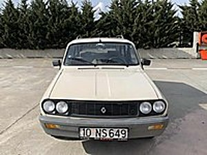 GALERİ SAVCI DAN TR DE TEK ORJİNAL 50 BİN KM DE HATASIZ TOROS Renault R 12 Toros