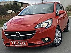 2017 OPEL CORSA 1.4 TAM OTOMATİK VİTES ENJOY KIRMIZI BOYASIZ  Opel Corsa 1.4 Enjoy