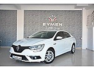 EYMEN OTOMOTİV den RENAULT MEGANE 1.5 DCİ HATASIZ BOYASIZ Renault Megane 1.5 dCi Joy