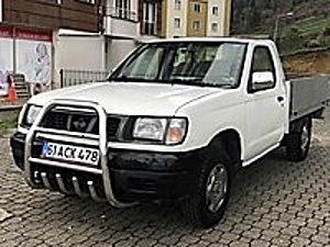 1999 MODEL DÜŞÜK KM TEMİZ TEK KABİN Nissan Country Country 4x2