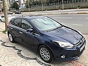 SAHİBİNDN 125.000 KM TİTANİUM ORJİNAL KAZASIZ FULL FULL Ford Focus 1.6 TDCi Titanium