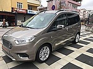 SARI OTOMOTİV DEN  SIFIR KM  2020 COURİER TİTANYUM PLUS EXTRALI Ford Tourneo Courier 1.5 TDCi Titanium Plus