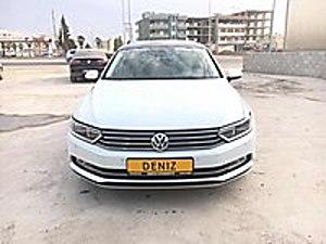 DENİZ OTOMOTİVDEN 2018 1.6 TDİ VW PASSAT B8 KASA DSG CAM TAVAN Volkswagen Passat 1.6 TDI BMT Comfortline