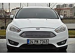 NAVİGASYON GERİ GÖRÜŞ BÜYÜK EKRAN LED XENON CRUIS NERGİSOTOMOTİV Ford Focus 1.5 TDCi Trend X