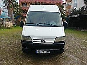 AKIN OTODAN 2004 MODEL CİTROEN JUMPER 2.8HDİ 13M3 PANELVAN ABSLİ Citroën Jumper 35 LH