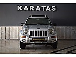 KARATAŞ AUTO DAN 2003 Jeep CHEROKEE HATASIZ SERVİS BAKIMLI Jeep Cherokee 3.7 Renegade