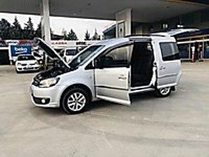 KURT OTOMOTİVDEN SATLIK 2011 HATASIZ CONFOTLİNE CADDY Volkswagen Caddy 1.6 TDI Comfortline