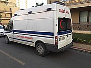 2009 MODEL TRANSIT AMBULANS Ford Transit 330 M