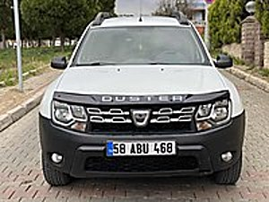 2016 Duster 1.5 DCI 4x4 Ambiance Dacia Duster 1.5 dCi Ambiance