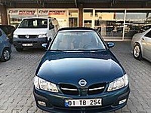TERTEMİZ ALMERA SORUNSUZ Nissan Almera 1.5 Luxury