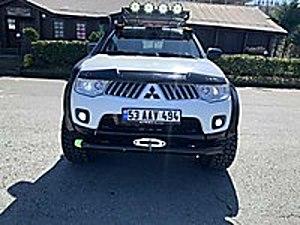 MY AUTO DAN 2013 L 200 ÇORUMA HAYIRLI OLSUN Mitsubishi L 200 4x4 Invite