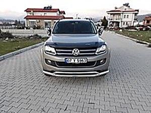 KEMER OTOMOTİVDEN 4X4 DSG Volkswagen Amarok 2.0 TDI Highline