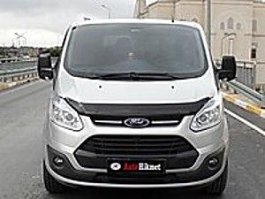 AUTO HİKMET TEN 2017 FORD TRANSİT CUSTOM SIFIR AYARINDA HATASIZ Ford Transit Custom 310 L Delux