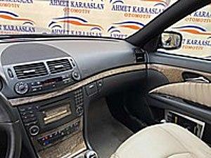 AHMET KARAASLANDAN 2009 MERCEDES E200 AVANGARDE Mercedes - Benz E Serisi E 200 Komp. Avantgarde