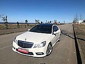 ŞİŞMANOĞLU OTOMOTİV DEN 2011 E250 173000 KM HATASIZ BAYİ ÇIKIŞLI Mercedes - Benz E Serisi E 250 CDI BlueEfficiency Avantgarde