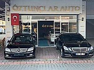 2009 Model CAM TAVAMLI C 220 CDI HATASIZ Mercedes - Benz C Serisi C 220 CDI Avantgarde