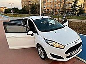 HATASIZ BOYASIZ HASAR KAYITSIZ ÇİZİKSİZ FULLL ORJİNALLLL...   Ford Fiesta 1.5 TDCi Trend X