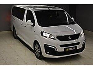 CABİR DEN 2018 PEUGEOT EXPERT TRAVELLER 2.0 BlueHDI HATASIZ Peugeot Expert Traveller 2.0 BlueHDI