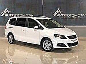 A K T İ F 2013 SEAT ALHAMBRA TSI 150HP DSG 7KOLTUK 86.000 KM DE. Seat Alhambra 1.4 TSI Style