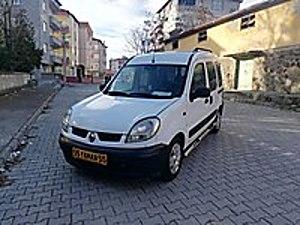 YAMAN OTO GALERİDEN HATASIZ KANGOO Renault Kangoo Multix Kangoo Multix 1.5 dCi Authentique