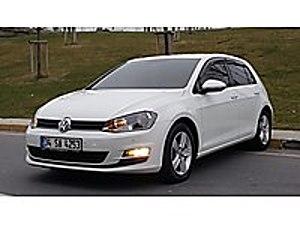 2016 MODEL GOLF 1.6 TDİ BLUEMOTİON DSG 68.000 KM DE BOYASIZ Volkswagen Golf 1.6 TDI BlueMotion Comfortline