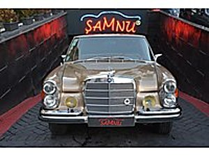 ŞAMNU DAN 1969 MERCEDES BENZ 280S AUTOMATİC Mercedes - Benz 280 S 280 S