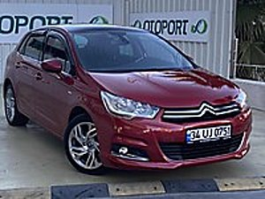 2013-CAM TAVANLI EN DOLUSU DİZEL OTOMATİKVİTES TAKAS-VADE İMKANI Citroën C4 1.6 e-HDi  Exclusive