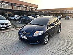 2009 TOYOTA AURİS 1.4 DİZEL BOYASIZ HATASIZ HASAR KAYITSIZ Toyota Auris 1.4 D-4D Comfort