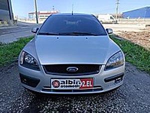 2007 - FORD - FOCUS - 1.6 -GHİA - OTOMATİK - LPG - ALBİN OTO DAN Ford Focus 1.6 Ghia