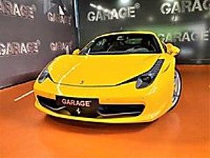 GARAGE 2011 FERRARI 458 ITALIA CARBON   FER-MAS ÇIKIŞLI Ferrari 458 Italia