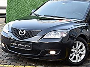 MAZDA OZAN DAN OTOMATİK 2007 MAZDA 3 SPORT DYNAMIC FACELIFT Mazda 3 1.6 Sport Dynamic