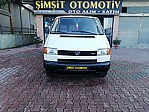 ÜNYE İLHAN KISBET HAYIRLI OLSUN Volkswagen Transporter 2.5 TDI Camlı Van