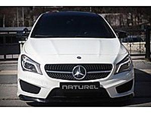 NATUREL den 2014 Mercedes-Benz CLA 180d AMG HATASIZ-BOYASIZ Mercedes - Benz CLA 180 d AMG