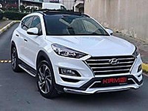 AUTO KIRMIZI DAN HATASIZ 2019 TUCSON ELİTE ELK.BGJ 3 BİN KM Hyundai Tucson 1.6 CRDI Elite