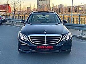 AUTO KIRMIZI DAN HATASIZ 2018 C200 EXCLUCİVE 3 BİN KM Mercedes - Benz C Serisi C 200 d BlueTEC Exclusive