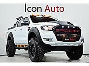 İCON AUTO - ÖZEL PROJE ARACI OLUP - KİŞİYE ÖZEL TASARIM YAPILIR Ford Ranger 2.2 TDCi XLT