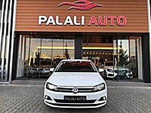 2018-POLO 1.0TSi COMFORTLİNE 95HP-DSG OTOMATİK-53BİN KM-ÇOK TEMZ Volkswagen Polo 1.0 TSI Comfortline