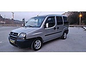 OTOMOBİL RUHSATLI YENİ MUAYENELİ 2003 MASRAFSIZ 1.6 MALİBU Fiat Doblo Panorama 1.6 Malibu